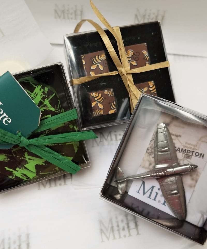 Chocolate and Spitfire Gift Set