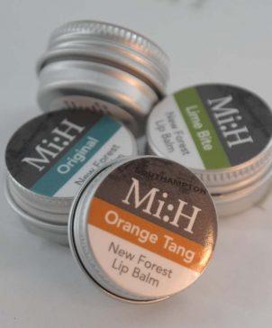 Essential Oil Lip Balms Main Image