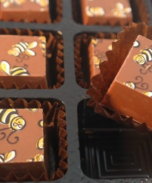 New Forest Honey Bee Chocolates