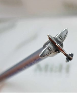 Spitfire Pencil & Pewter Main Image