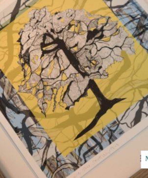 Sycamore Art Print