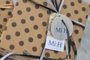 Gift sets from Made in: Here